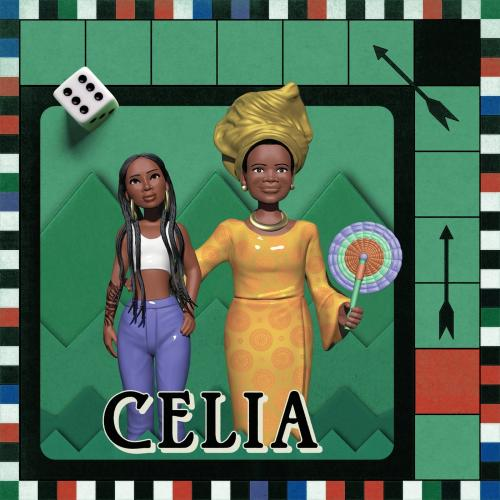Tiwa Savage Celia album cover