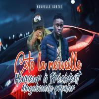 Ceto la Merveille Honneur a president Magabouche premier cover