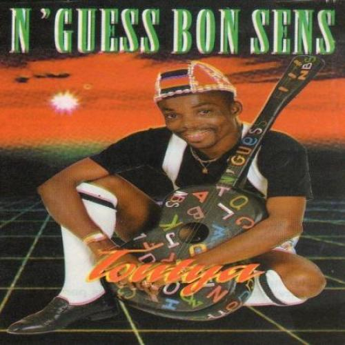 N'Guess Bon Sens Toutya album cover