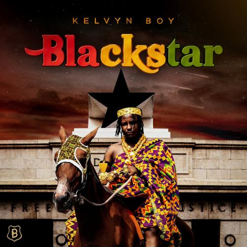 Kelvyn Boy - Blackstar