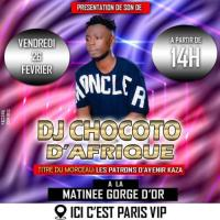 Dj Chocoto d'Afrique Les patrons d'avenir kaza (feat. Salvador)