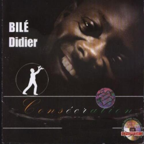Didier bile - Consecration