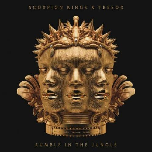 Kabza De Small; DJ Maphorisa; Tresor - RUMBLE IN THE JUNGLE