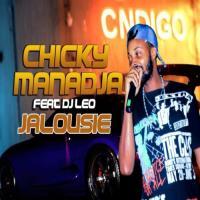 Chicky Manadja Jalousie (feat. DJ Leo) cover