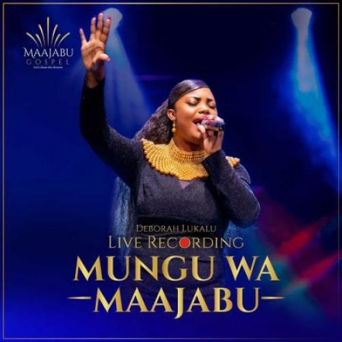 Deborah Lukalu Mungu Wa Maajabu (Live)
