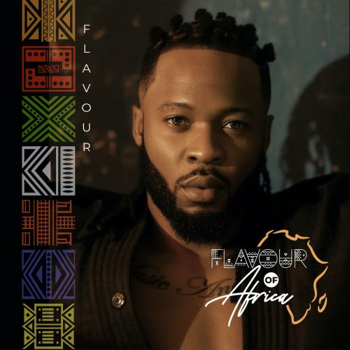 Flavour Flavour of Africa album cover