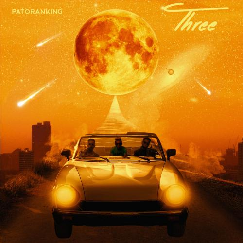 Patoranking Three album cover