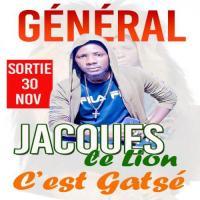 General Jacques Le Lion C'est Gatse