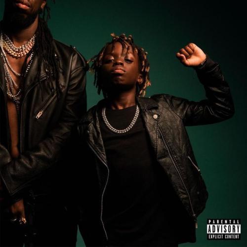 Youssoupha NEPTUNE TERMINUS album cover