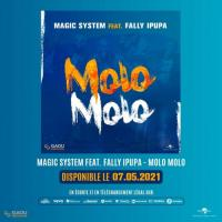 Magic System Molo Molo (feat. Fally Ipupa) cover