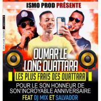 Ismo Manadja Joyeux anniversaire Oumar Le Long Ouattara (feat. DJ mix et Salvador)
