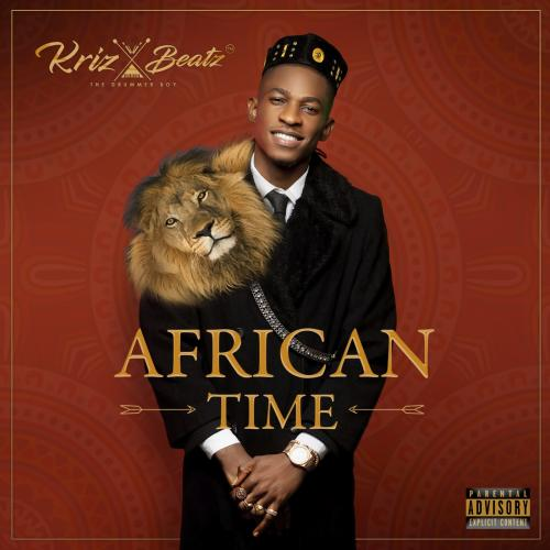 Krizbeatz African Time album cover