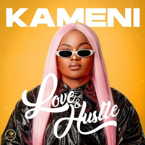 Kameni Love and Hustle album cover