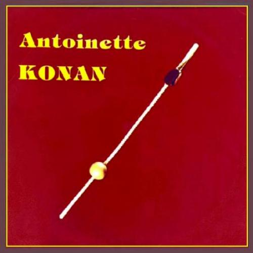 Antoinette Konan Abidjan adja album cover