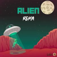 Rema Alien cover