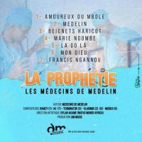 Les Medecins de Medelin Mon Dieu cover