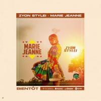 Zyon Stylei Marie Jeanne cover