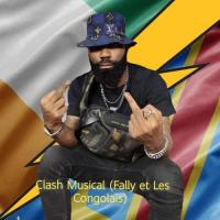 Tiesco Le Sultan Clash Musical (Fally et Les Congolais) cover