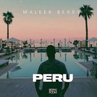 Maleek Berry Peru (Cover) cover