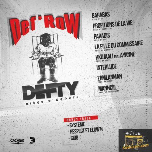 Defty Def'Row