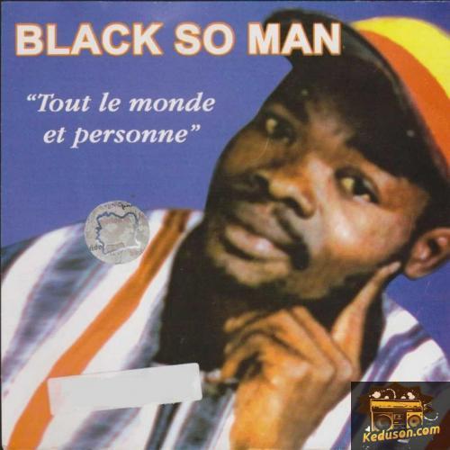 Black So Man Tout le monde et personne