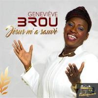 Geneviève BROU Jésus m'a Sauvé