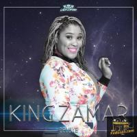 Lady Zamar Collide cover