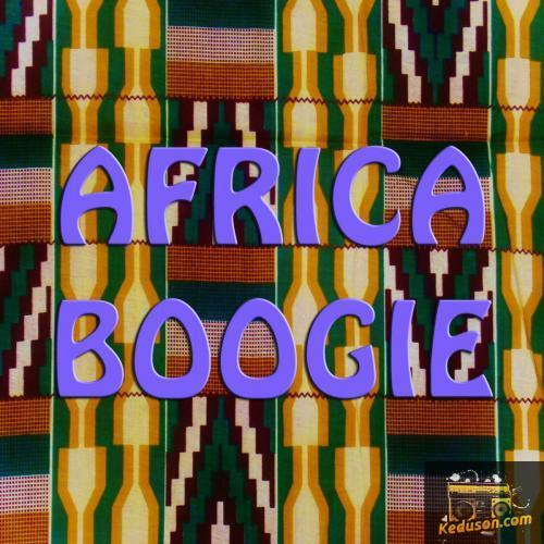 Manu Dibango Africa Boogie